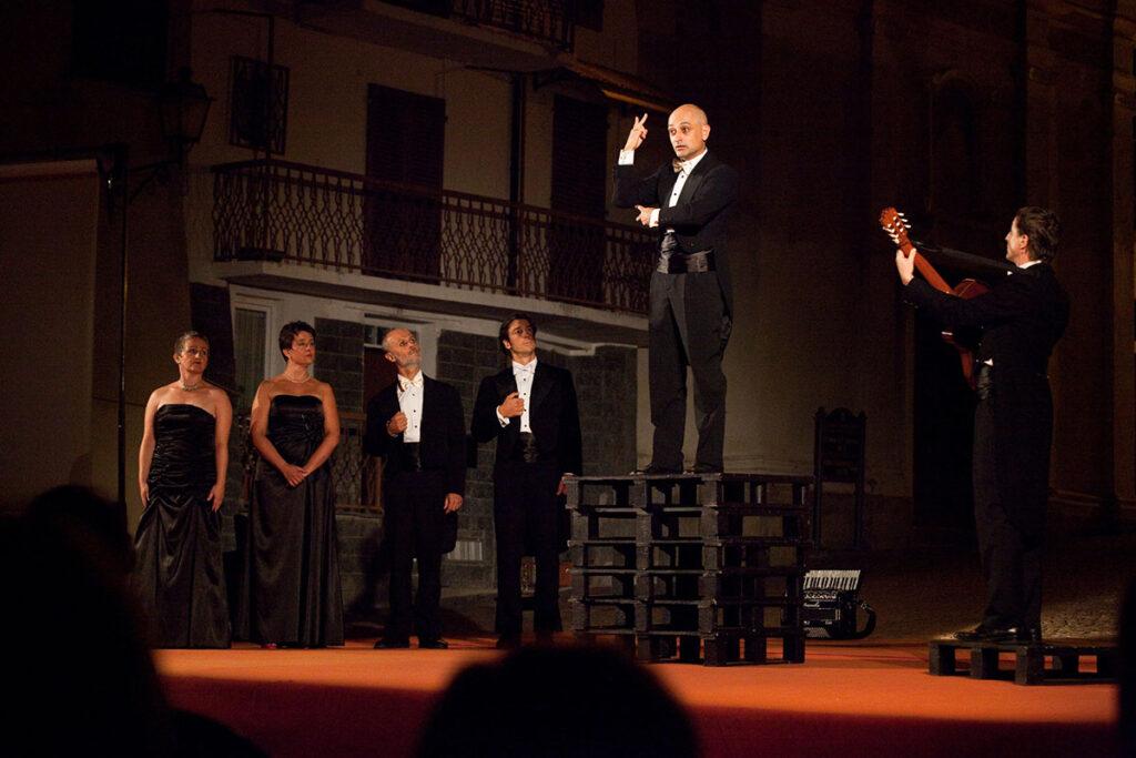 Allegro Cantabile - Faber Teater - Burattinarte 2021